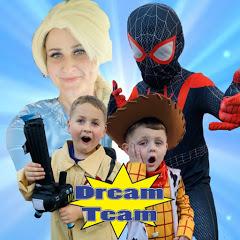 Dream Team Toy Adventures