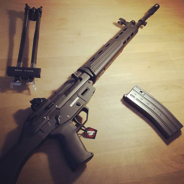 Type 89 GBBR Tokyo Marui. Une réplique magnifique 😍  #airsoft #airsoftfrance  #airsoftdream #airsoftworld  #airsoftworldwide #gunporn #gunporndaily #TokyoMarui #airsoftgbb