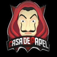 CASA DE PAPEL FF