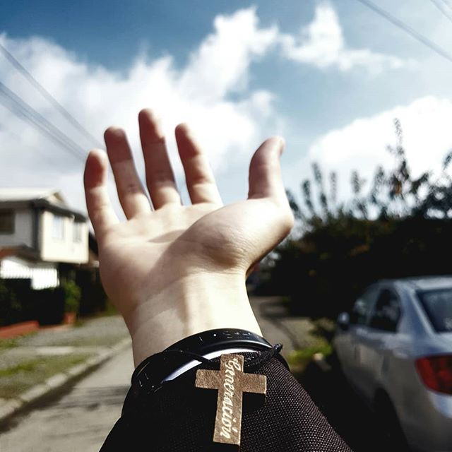 Construiré mi vida en ti, y no seré movido.  New Pact ☝🏻 . . . . . #Pact #God #Geiddla #Passion #walking #Nosurrender #Love #Graciasublime