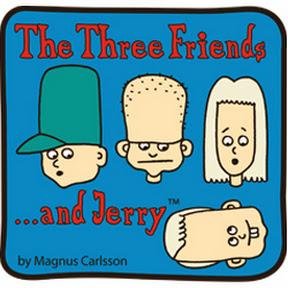Drei Freunde und Jerry