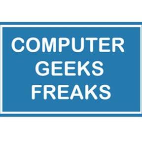 Computer Geeks Freaks