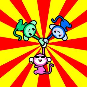 D' Dancing Monkeys