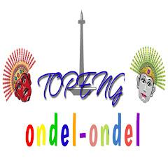 Topeng Ondel Ondel