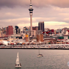 Auckland - Topic