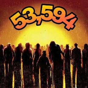 53,594 Zombies tué.