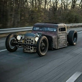 VILLAGE CUSTOMS RAT ROD SHOP