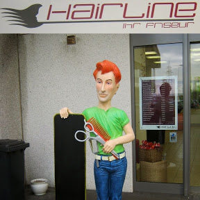 Hairline ihr Friseur