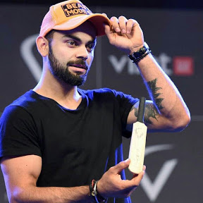 king virat kohli official