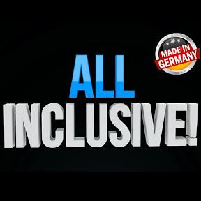 Всё включено! All inclusive!
