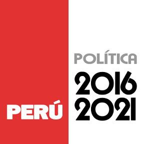 Política - Perú 2016-2021