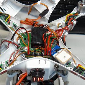 Gimpel Drohne