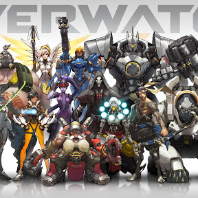 Overwatch Pro Players Reloaded