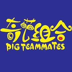 奇葩组合 Pig Teammates