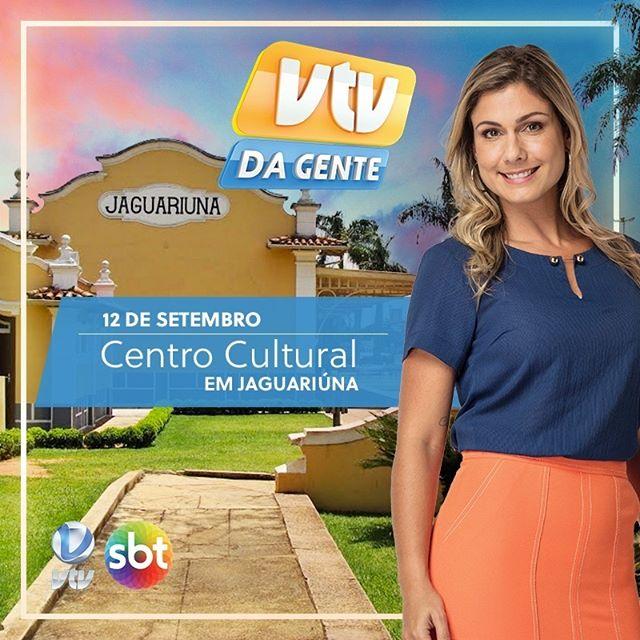 Amanhã estaremos em Jaguariúna para comemorar juntos o aniversário de 65 anos do município 🎉🎂