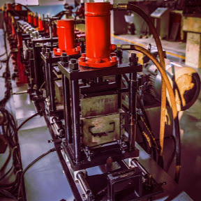 LOTOS roll forming machinery
