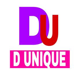 D UNIQUE