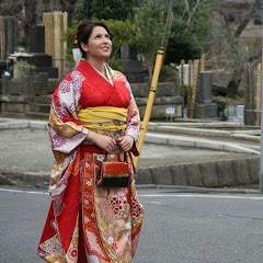 Erika en Japón