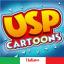 USP Cartoons Italiano - canzoni x bambini