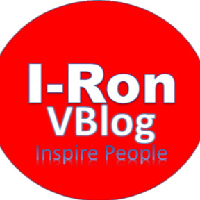 I-Ron VBlog - We Inspire People