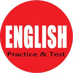 English: Practice & Test