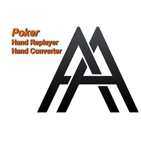 POKER HAND CONVERTER - HAND REPLAYER