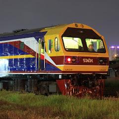 GanzExpress - รถไฟไทย Thai Railway