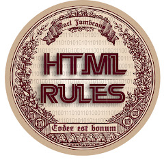 HTML Rules