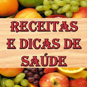 RECEITAS E DICAS DE SAÚDE