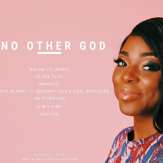• NO OTHER GOD • 09/07/2019 • ❗️PRE ORDER the #NoOtherGod album as of Monday August 19th❗️— Glory to God ! Shout out to my producer (@supertshim ) & my sound engineer (@mufi.studio ). And a very big big shout out to my favourite singers @dyalaa & Fidel! 💜