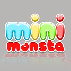 Mini Monsta - Cartoon for Kids