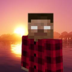 Herobrine in Minecraft