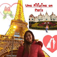 Una Filipina en París