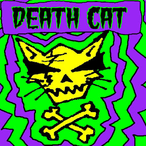 Pixelated Something Contraption [DEATH CAT TV]