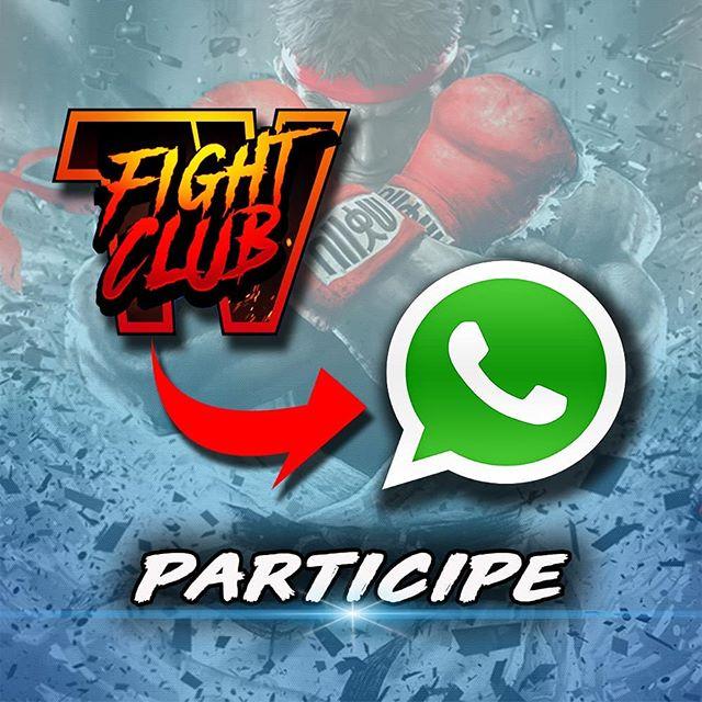 FAÇA PARTE DO NOSSO GRUPO NO WHATSAPP ! Com intuito de passar novidades em primeira mão, assim como dicas e informações a respeito dos jogos de luta, criamos um grupo no whatsapp para aproximação de toda a comunidade FGC. Utilize o link abaixo e faça parte >>> https://chat.whatsapp.com/IcVaZr60lrO4Y81m2D5UYe