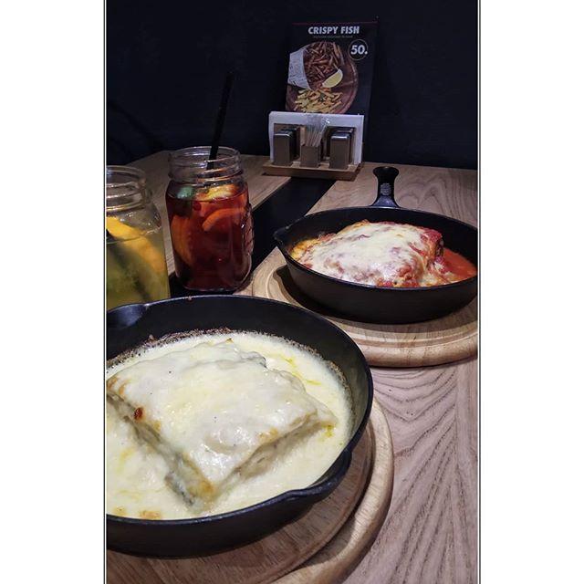 Доброе утро, приятного аппетита) • @nikonlai #nikonlai @raevskaia_irina • #лазанья#завтрак#еда#food#свидание