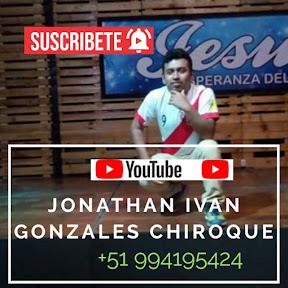 Jonathan Ivan Gonzales Chiroque