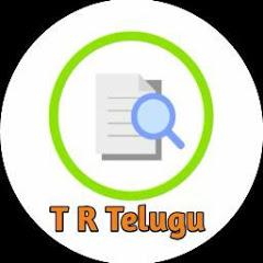 T R Telugu