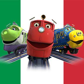 Chuggington Italiano - Guarda Piú Video