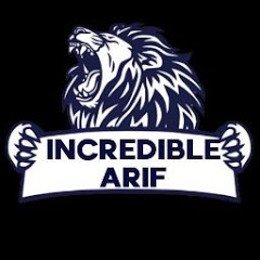 Incredible Arif