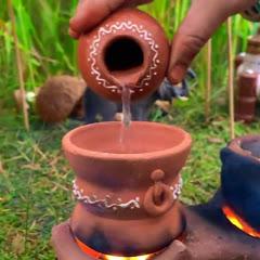 Village Tiny Miniature Food