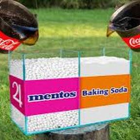 Coca Vs Mentos
