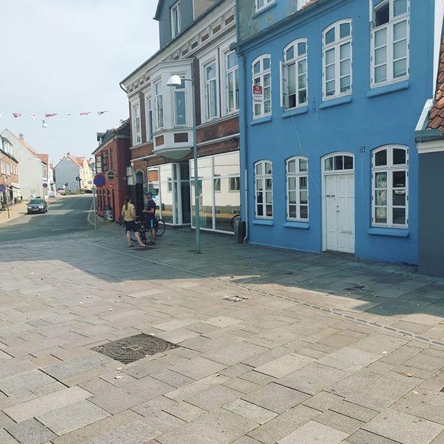 En dag i Danmark. 🇩🇰