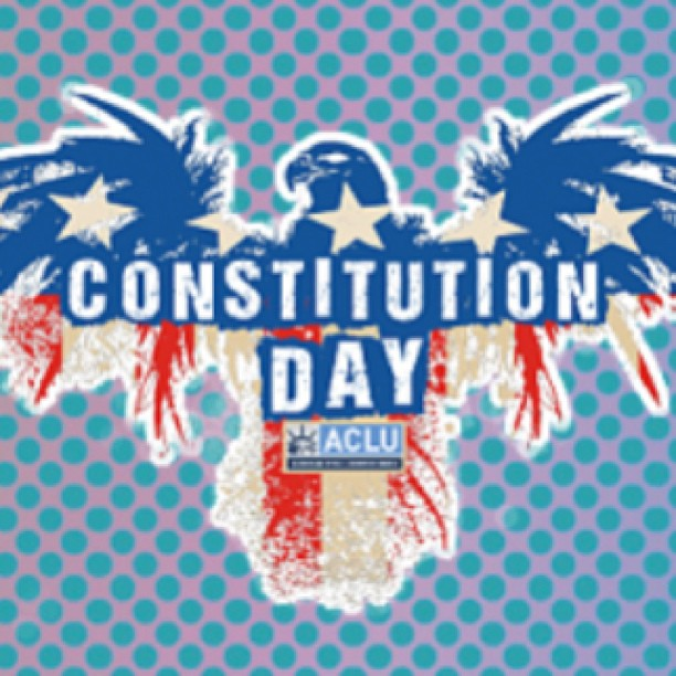 Today is #ConsitutionDay! Celebrate in class with these great games and class resources from the #ACLU http://t.co/LEFCfDNHzd
