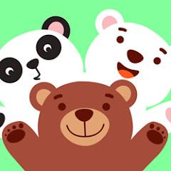 Три Медведя - Песни и Мультфильмы для детей