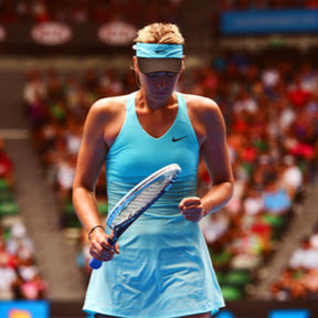 Sharapova Dreaming ♥