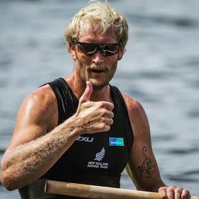 Eric Murray - KiwiPair Indoor Rowing