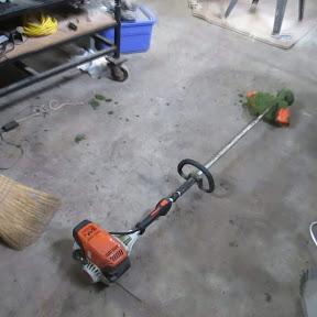 The Maniac Mower
