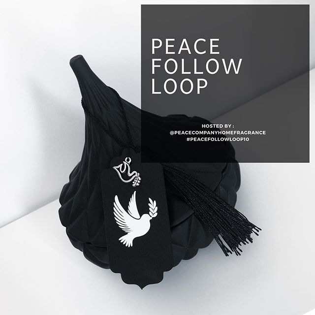 🕯🕊 Peace Follow Loop 🕊🕯 A supportive way to find lots of new inspiring accounts, small businesses and make new friends along the way! . To join just follow the host: @peacecompanyhomefragrance . ✨ Please send the host a DM so you can be sent the loop info! ✨ . Once you've posted, simply click on the hashtag #peacefollowloop10 . Then please like & comment on EVERY post under the hashtag, following all who inspire you as you go. .  The loop runs for 48hrs - Sunday evening to Tuesday Evening with a re post on Monday ☺️ . #homeaccount #homelove #lovemyhome #interior_and_home #homeblog #homeadore #interiorforall #interioraddict #home4inspo #home_and_living #myhomevibe #passion4interior #lovetohome #housetohome #makingahouseahome #inspire_me_home_decor #greyinteriors #silverdetails #silverdecor #inspiremehomedecor #homestylinginspo #decorblog #decordetails #lovehomedecor #interior4inspo #interiorandliving #roomideas #room123 #roominterior