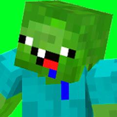 Zombie Noob - Minecraft